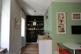 ห้องครัว by Birgit Glatzel Architektin
