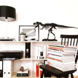 Oficinas de estilo  por INDECORATE