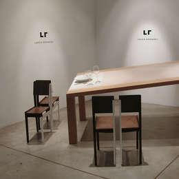 Laszlo Rozsnoki: eklektik tarz tarz Yemek Odası