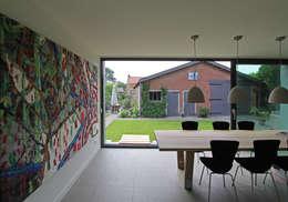 Projekty,  Salon zaprojektowane przez Newjoy concepts