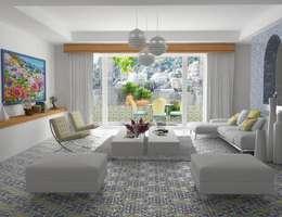 غرفة المعيشة تنفيذ grafica2d3d