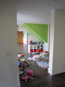 غرفة الاطفال تنفيذ The Chase Architecture