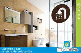 Viniles: Baños de estilo  por IMPREXA