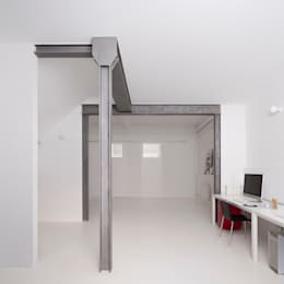 industrial Study/office by manrique planas arquitectes
