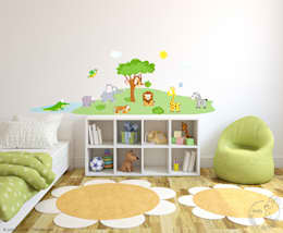 Dormitorios infantiles  de estilo  por MHBilder-Design