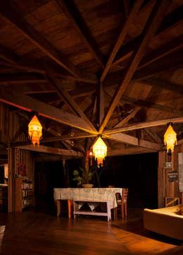 Comedores de estilo rural por IR arquitectura