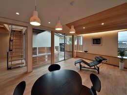 株式会社 森本建築事務所의  거실