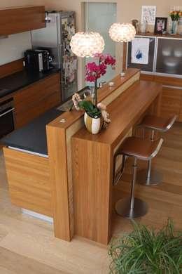 Küche/Bar: klassische Küche von Architekt Fürth