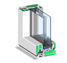 Окна и двери в . Автор – hilzinger GmbH - Fenster + Türen