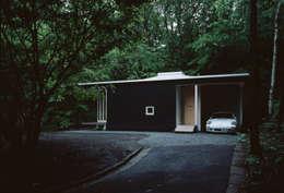 高田事務所의  주택