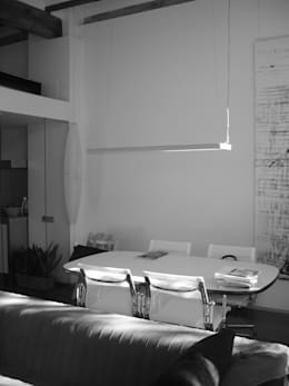Comedores de estilo minimalista por CURROMESTREestudio