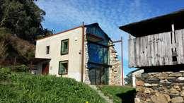 Tagarro-De Miguel Arquitectos: modern tarz Evler