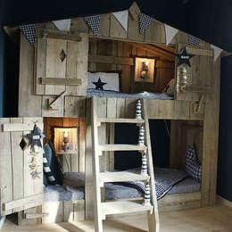 moderne Kinderkamer door Çelebi Ahşap & İç Dekorasyon ve Tasarım