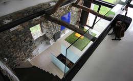 Projekty,  Salon zaprojektowane przez Tagarro-De Miguel Arquitectos