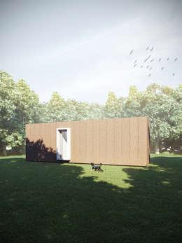Casas de estilo rústico por goodmood - soluções de habitações