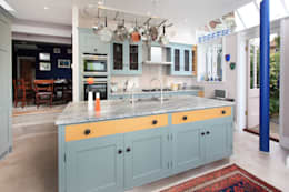mediterranean Kitchen by Rencraft