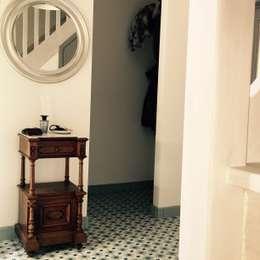Tien houten spiegels breng leven in je interieur - Kleine ronde niet spiegel lieve ...