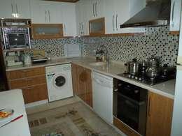 Eriş Mobilya – Mutfaklar: modern tarz Mutfak
