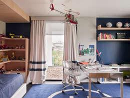 Chambre d'enfant de style de style Moderne par SA&V - SAARANHA&VASCONCELOS