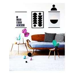 غرفة المعيشة تنفيذ Mona Casa