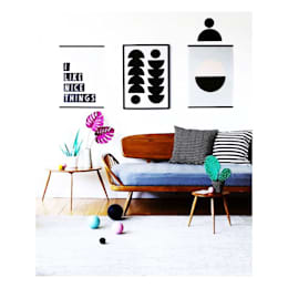 Mona Casa – Mona Casa: modern tarz Oturma Odası