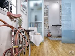 Proyecto  Recoleta Loft: Livings de estilo moderno por Let´s Go