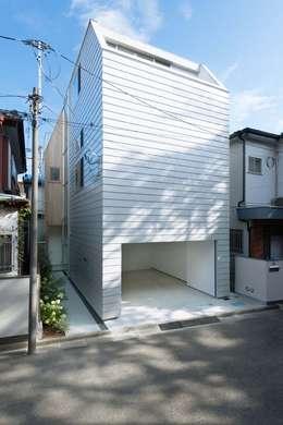 ディンプル建築設計事務所의  주택