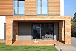 Moderne woning met een landelijke touch