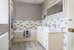 Projekty,  Łazienka zaprojektowane przez Workshop Interiors