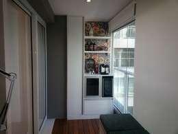 modern Living room by Condecorar Arquitetura e Interiores