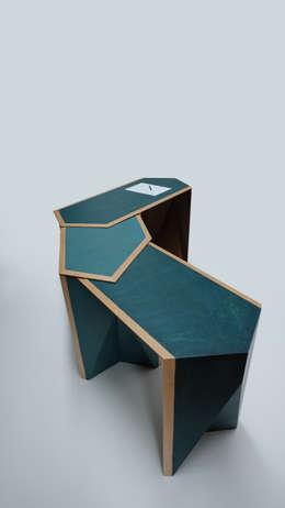 minimalistic Study/office by AdrienLeroux