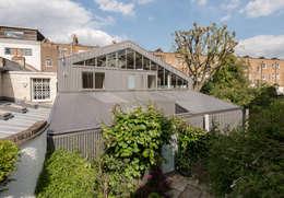 The Workshop: modern Houses by Henning Stummel Architects Ltd