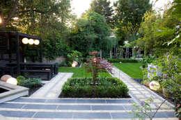 Сады в . Автор – Earth Designs