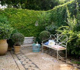 Projekty,  Ogród zaprojektowane przez Melian Randolph