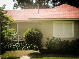 บ้านและที่อยู่อาศัย by Chauvín Arquitectura