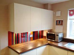 Projekty,  Kuchnia zaprojektowane przez Morpheus Glass