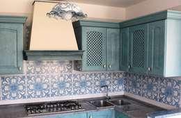 Projekty,  Kuchnia zaprojektowane przez Architectural Stones