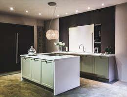 Kuchnia : styl , w kategorii Kuchnia zaprojektowany przez Mitmi Design