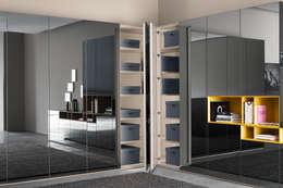 Dormitorios de estilo  por Avelis GmbH & Co KG