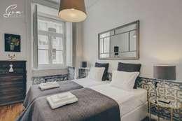 Obrasdecor: rustik tarz tarz Yatak Odası