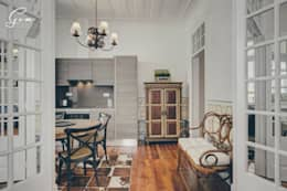 rustic Kitchen by Obrasdecor