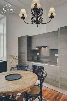 Cozinhas rústicas por Obrasdecor