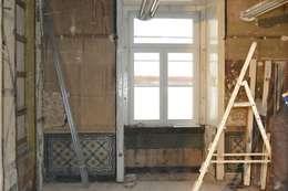 Obrasdecor: rustik tarz tarz Oturma Odası