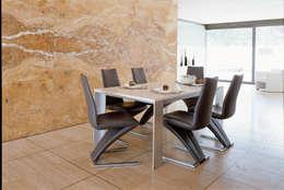 moderne Eetkamer door Avelis GmbH & Co KG