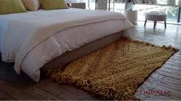 Líneas de Productos TRIBALIA: Dormitorios de estilo moderno por Tribalia