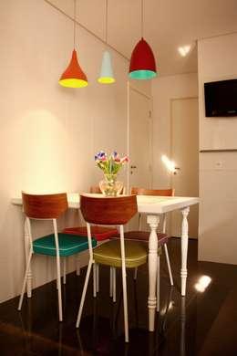 Apartamento Mansão Imperial: Cozinhas modernas por ArchDuo Arquitetura