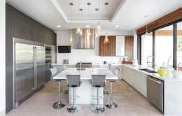 modern Kitchen by Imativa Arquitectos