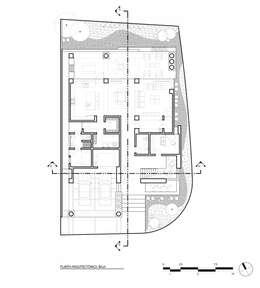 5 casas modernas con sus planos que te inspirar n a for Libros de planos arquitectonicos