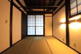 田村建築設計工房의  침실