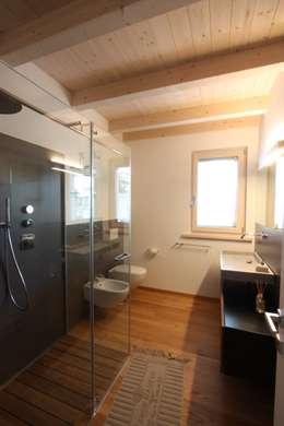 Projekty,  Salon zaprojektowane przez marco carlini architetto